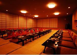 宴会場「風の沢」1階