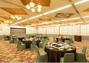 大宴会場・多目的ホール「パーティーサロン とよさわ」-2階-